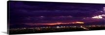 Nevada, Las Vegas, storm