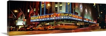 New York City, Radio City Music Hall