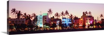 Ocean Drive Miami Beach FL
