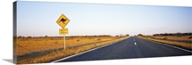 Outback Highway Australia