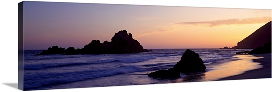 Pfeiffer Beach Big Sur CA