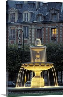 Place Des Vosges Paris France