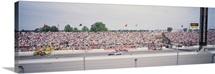 Racecar Track Indy Brickyard IN