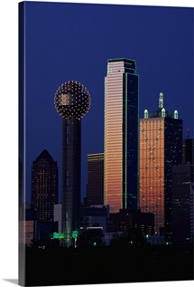 Reunion Tower Dallas TX