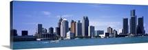 Skyline Detroit MI
