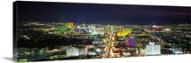 Skyline Las Vegas NV