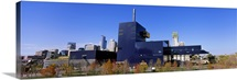 Theater in a city, Guthrie Theater, Minneapolis, Hennepin County, Minnesota