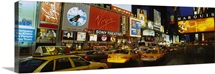 Times Square, Manhattan, New York City, New York
