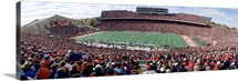 University of Wisconsin Football Game