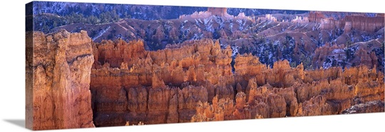 bryce canyon national park big and beautiful singles But, unlike the grand canyon or zion national park which are the result of river erosion, bryce resulted from freeze/thaw cycles  as you realize how big these .