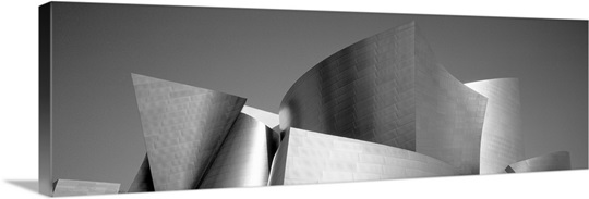 Walt Disney Concert Hall, Los Angeles, California