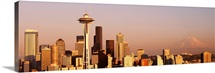 Washington, Seattle, skyline