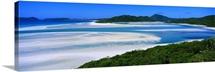 Whitehaven Beach Eastern Australia
