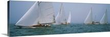 Wooden Boat Regatta Newport RI