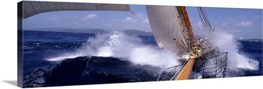 Yacht Race Caribbean