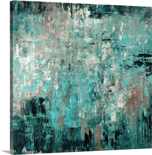 Sea Glass Photo Canvas Print Great Big Canvas