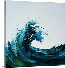 Seafoam Wave