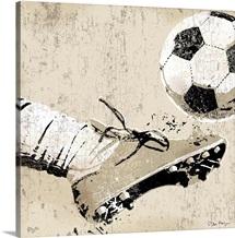 Vintage Soccer Strike