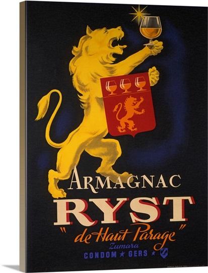 Armagnac Ryst