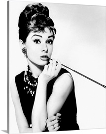 Audrey Hepburn Breakfast Tiffanys 16
