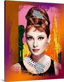Audrey Hepburn Vienna Jewel