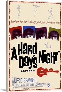 Fab 4 Hard Days Night 1