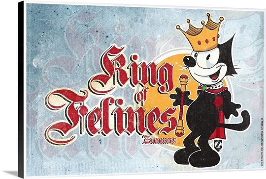 Felix the Cat -  King 2