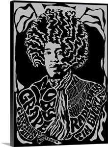 hendrix black singles A compendium to the highly successful classic hendrix singles collection vol1, volume 2 presents 10 hendrix 7 singles (20 songs) in mono in pictures sleeves with a deluxe booklet all housed in a box styled from a hendrix suitcase on display at the rock and roll hall of fame.