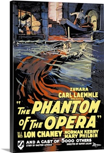 Phantom of the Opera Water