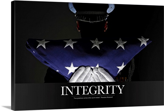essays on integrity in the military