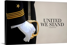 Military Poster: United We Stand