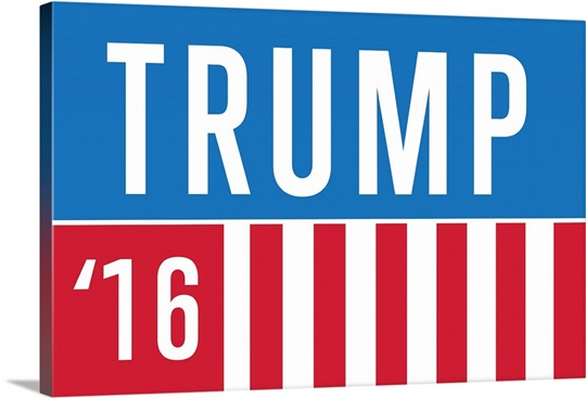 Modest image for printable trump sign