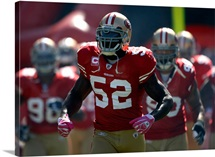 49ers Linebacker Patrick Willis