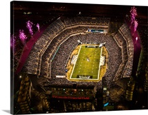 Aerial View of Lincoln Financial Field