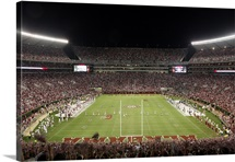 Alabama Photographs Alabama Endzone