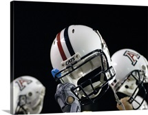 Arizona Football Helmets