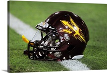 Arizona State Helmet