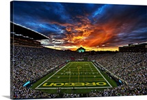 Autzen Stadium, University of Oregon