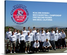 Belmont Pictures The 2006 Atlantic Sun Champions