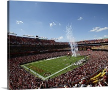 Bengals Redskins Football