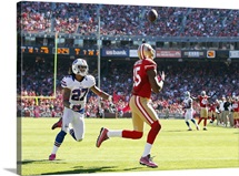 Bills 49ers Football - Alex Smith