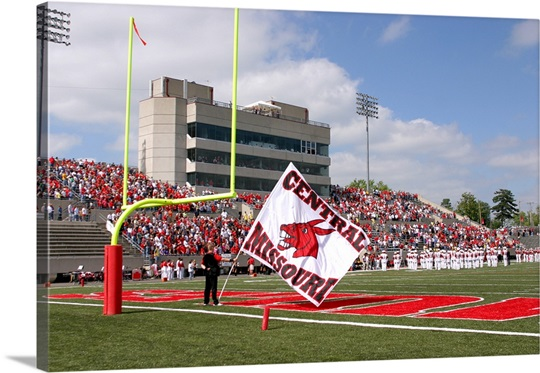 Central Missouri Pictures Gameday at Walton Stadium