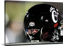 Cincinnati Bearcats Football Helmet