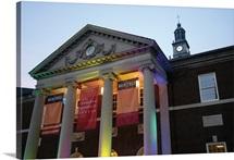 Cincinnati Pictures TUC Colorfully Lit