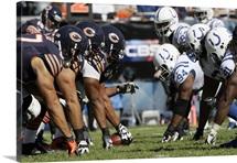 Colts Bears Football