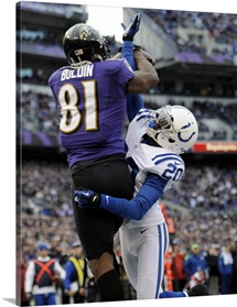 Colts Ravens Football - Anquan Boldin
