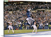 Colts T.Y. Hilton makes touchdown against Chiefs, wild-card playoff game, 2014