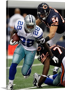 Cowboys Runningback Felix Jones