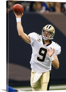 Drew Brees Super Bowl XLIV Champion