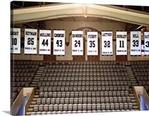 Duke Basketball Retired Jerseys